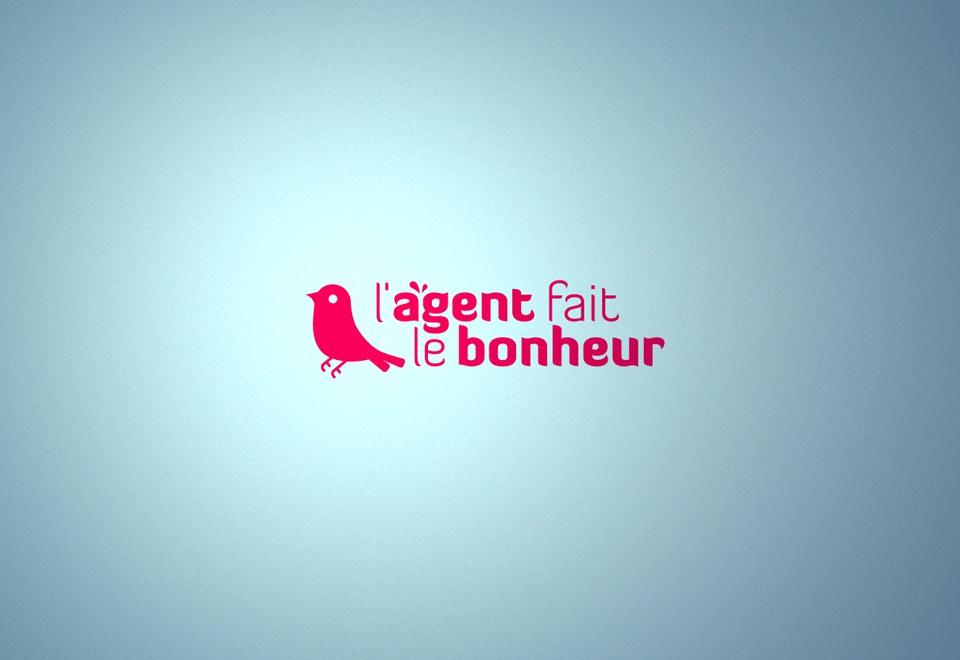 Logo pour un agent d'artistes