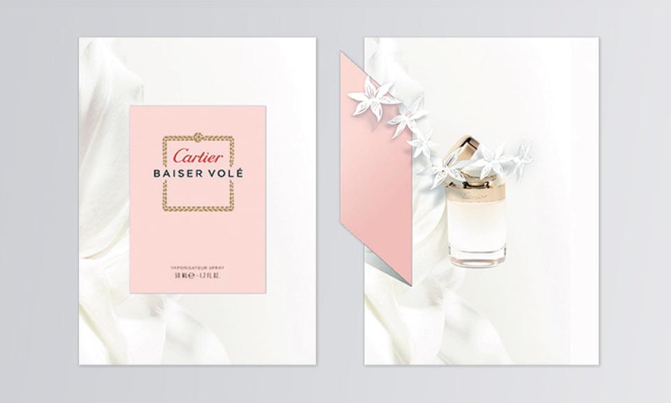 Annonce presse Cartier