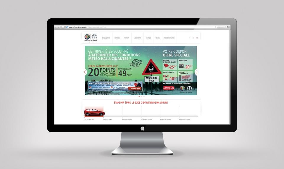 Bannière web