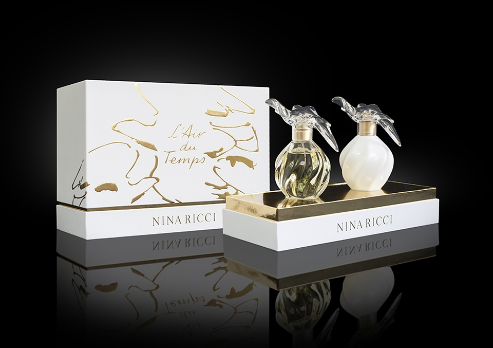 Coffret Nina Ricci L'Air du Temps