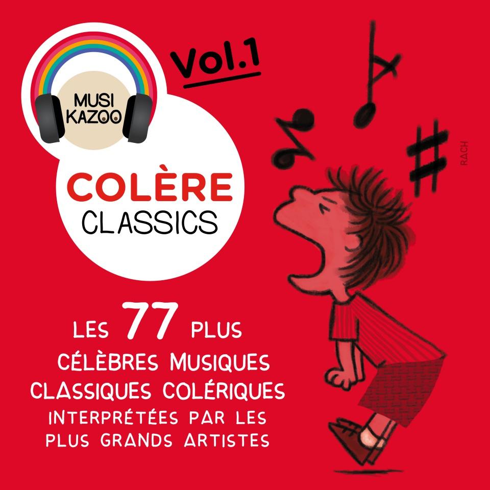 Compilation Colère