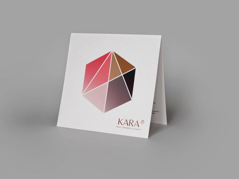 Plaquette pour Kara