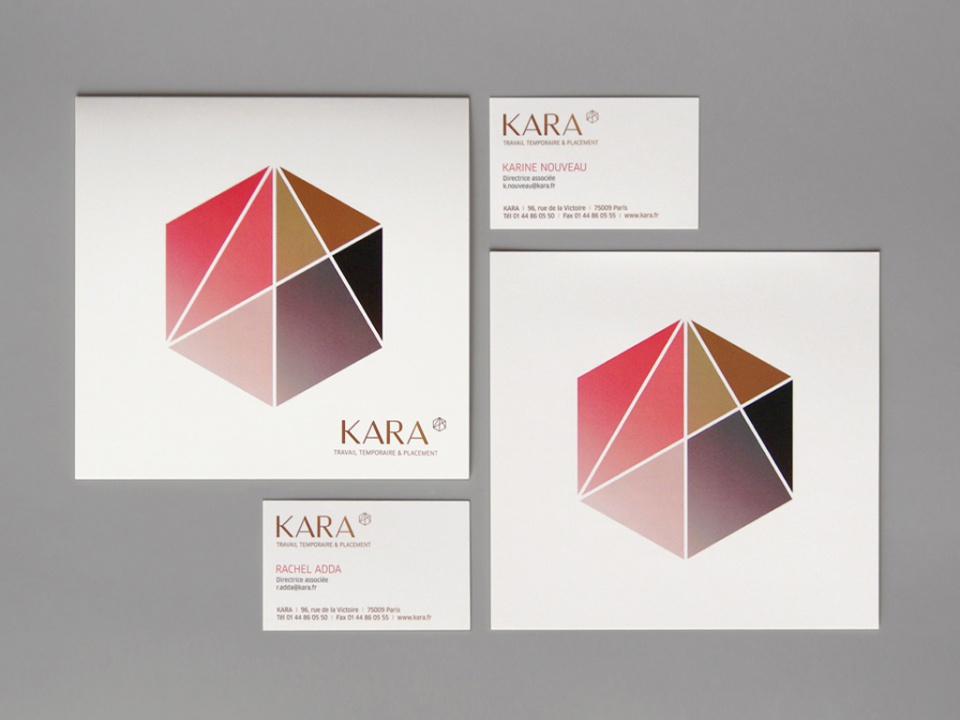 Identité visuelle pour Kara