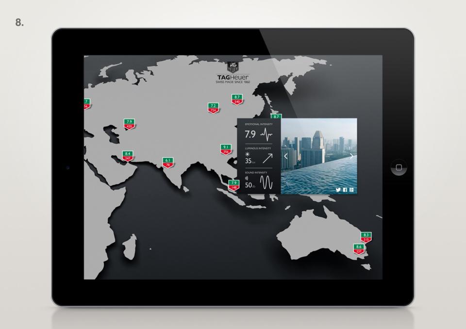 Application tablette et smartphone
