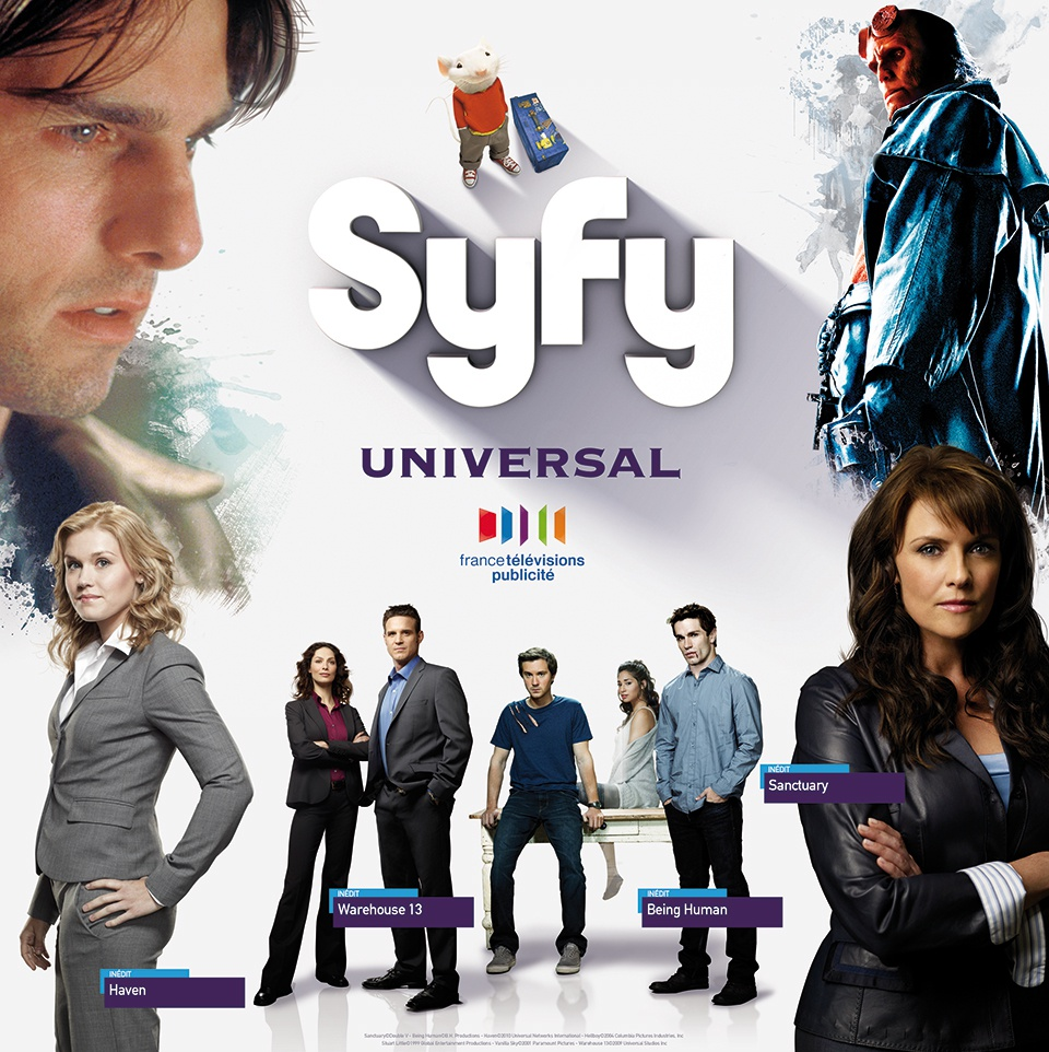Syfy - Stand