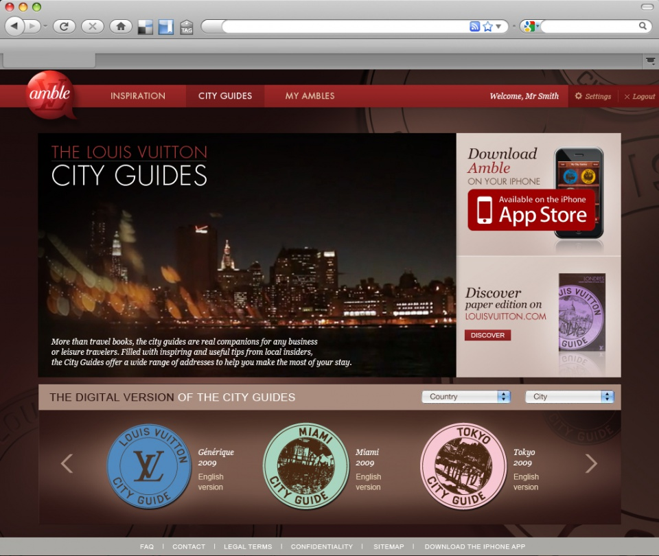 Page City Guides